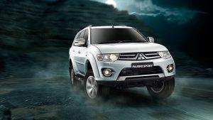 Mitsubishi Pajero Sport 2017 về Việt Nam