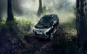 Mitsubishi Pajero Sport 2017 máy dầu