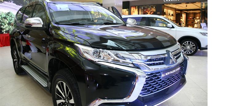 Đánh giá xe chi tiết Mitsubishi Pajero Sport 2017 tại thị trường Việt Nam