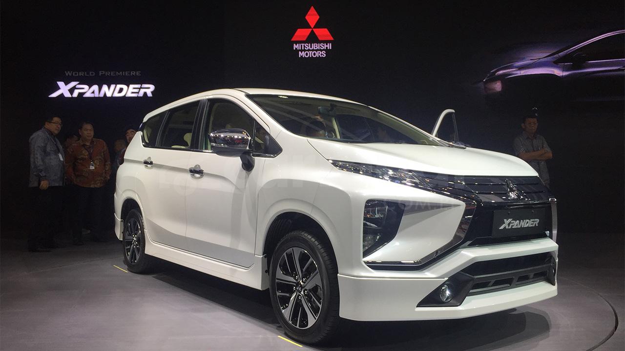 Giá Xe Mitsubishi Xpander 2019, Video, Hình Ảnh, Thông Số Kỹ