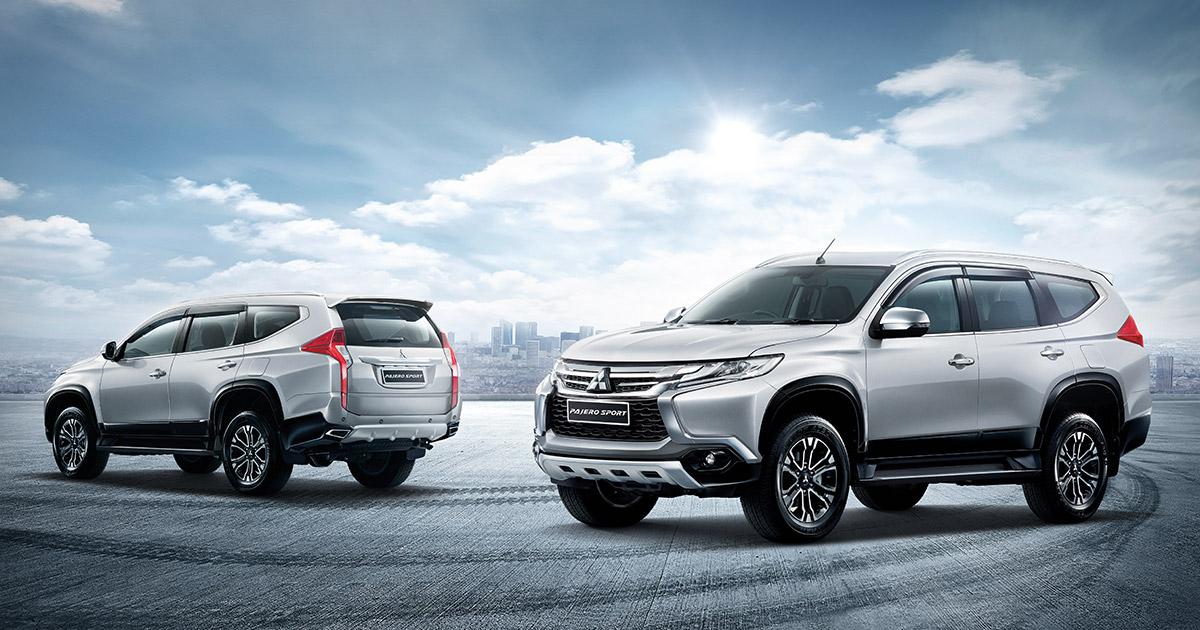 Mitsubishi Pajero Sport 2019 liệu có phù hợp với bạn?