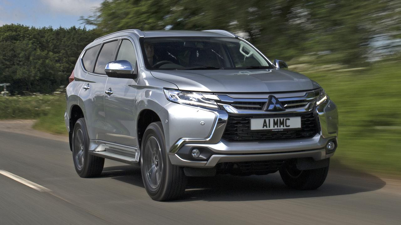 Image result for MITSUBISHI PAJERO 2019