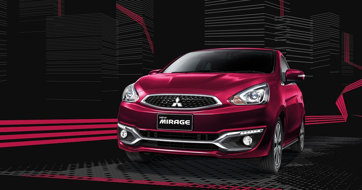 Bảo trì, bảo dưỡng Xe Mitsubishi Mirage 2020