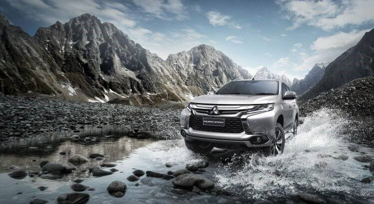 All new Pajero Sport 2018 - Xứng danh xe Nhật