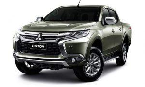 Mitsubishi Triton 2017