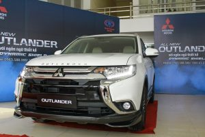 Outlander 2.0 CVT