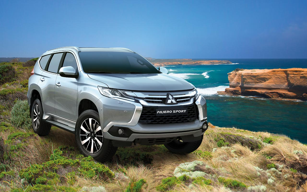 All new Pajero Sport 2018 – Xứng danh xe Nhật