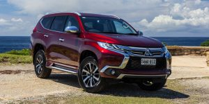 all new Mitsubishi Pajero Sport 2017