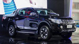 Đánh giá xe Mitsubishi Triton 2017 Mivec 2 cầu số tự động.