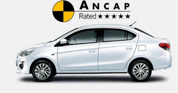 Đặc biệt, Attrage 2019 cũng là mẫu xe tiết kiệm nhiên liệu tối ưu với mức tiêu thụ trung bình 3,9 lít cho 100km đường hỗn hợp. Chất lượng an toàn