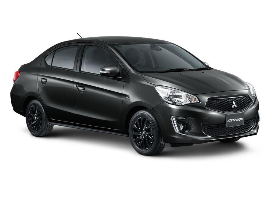 Mitsubishi Attrage 2019- Xe Cho Gia Đình Bạn