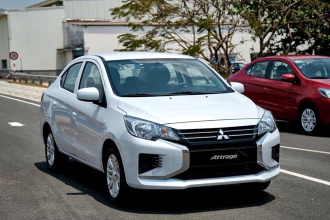Mitsubishi-Attrage-2020