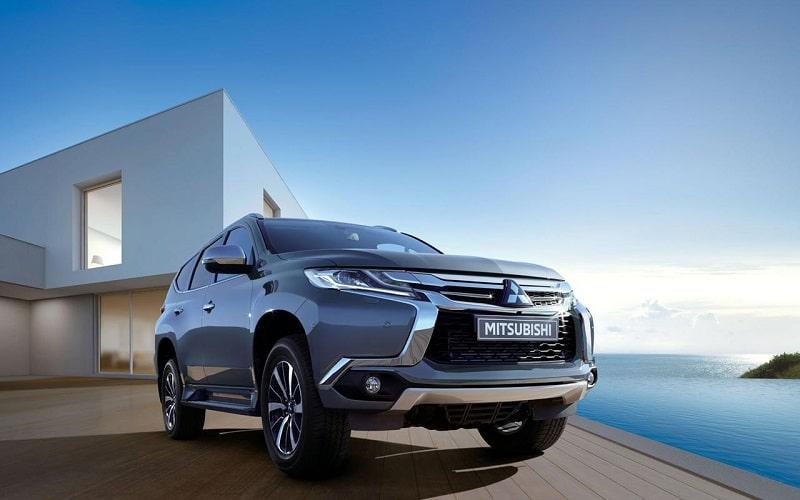 Bảo vệ ngoại thất xe Mitsubishi Pajero Sport 2020 như thế nào