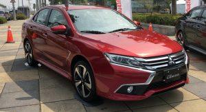 Mitsubishi Grand Lancer 2018 – sự trở lại mạnh mẽ và ấn tượng