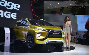 Mitsubishi XM Concept 2017